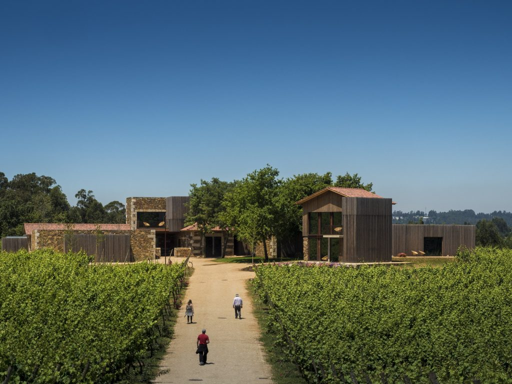 Monverde - Wine Experinece Hotel, espaço exterior
