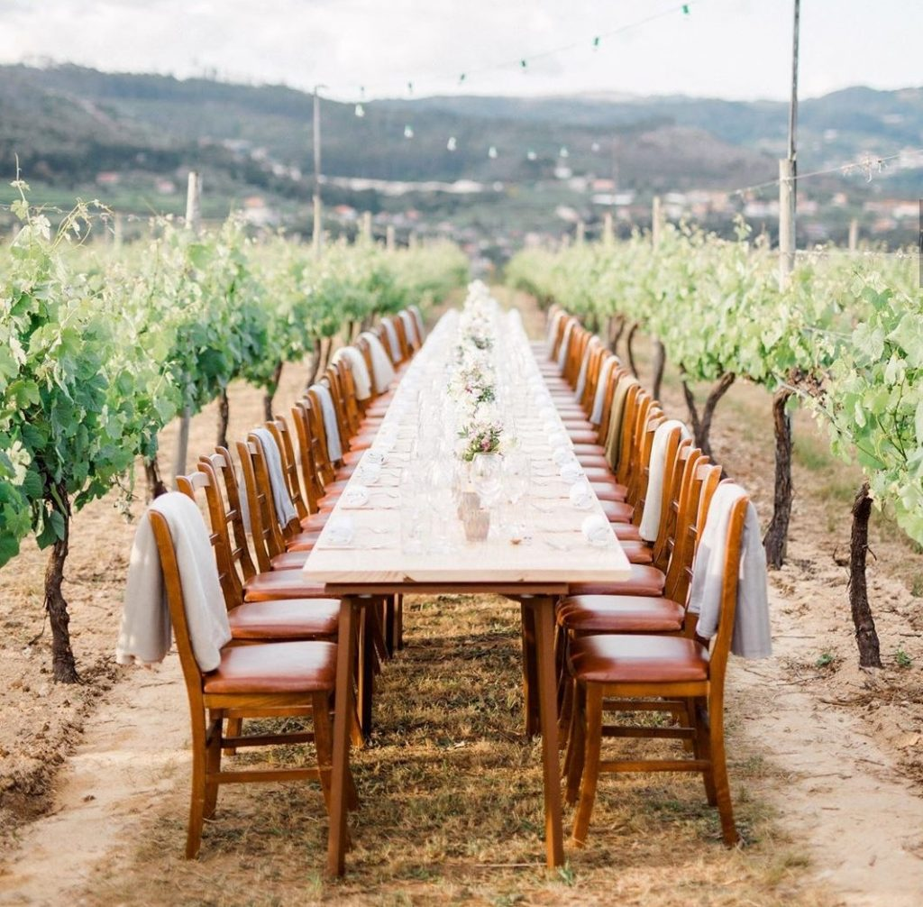 Monverde - Wine Experinece Hotel, Vinhas com eventos