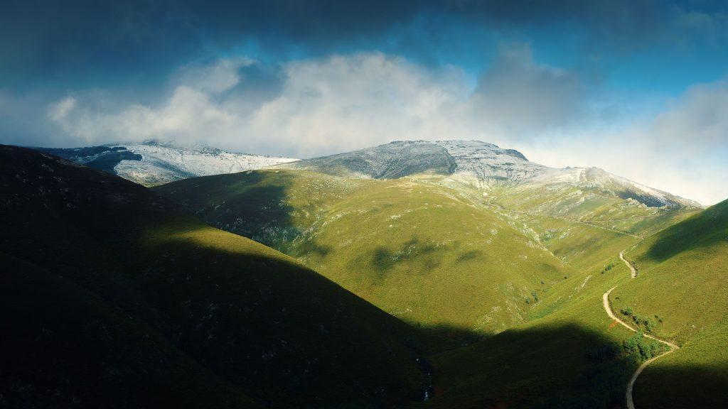 Serra do Marão no Inverno, foto AMBT