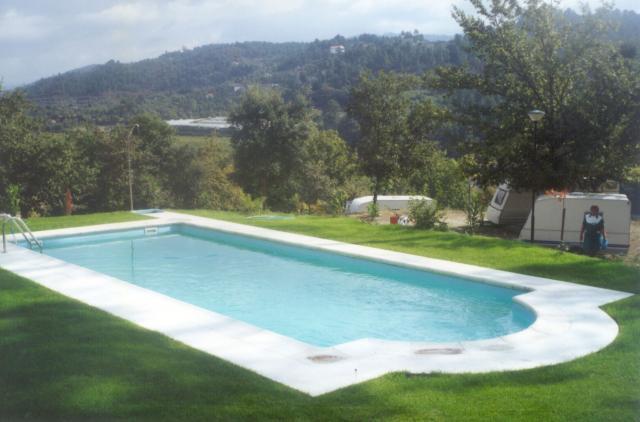Amarante Camping, piscina