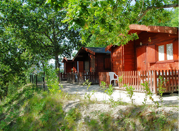 Amarante Camping, bangalows