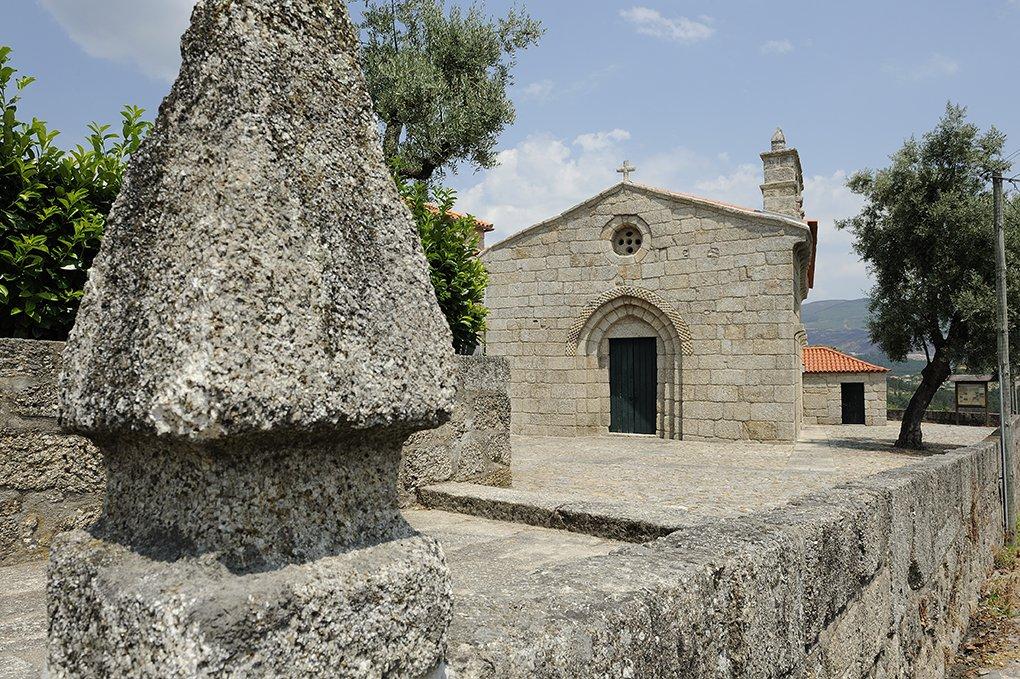 Igreja de Santa Maria de Gondar, exterior