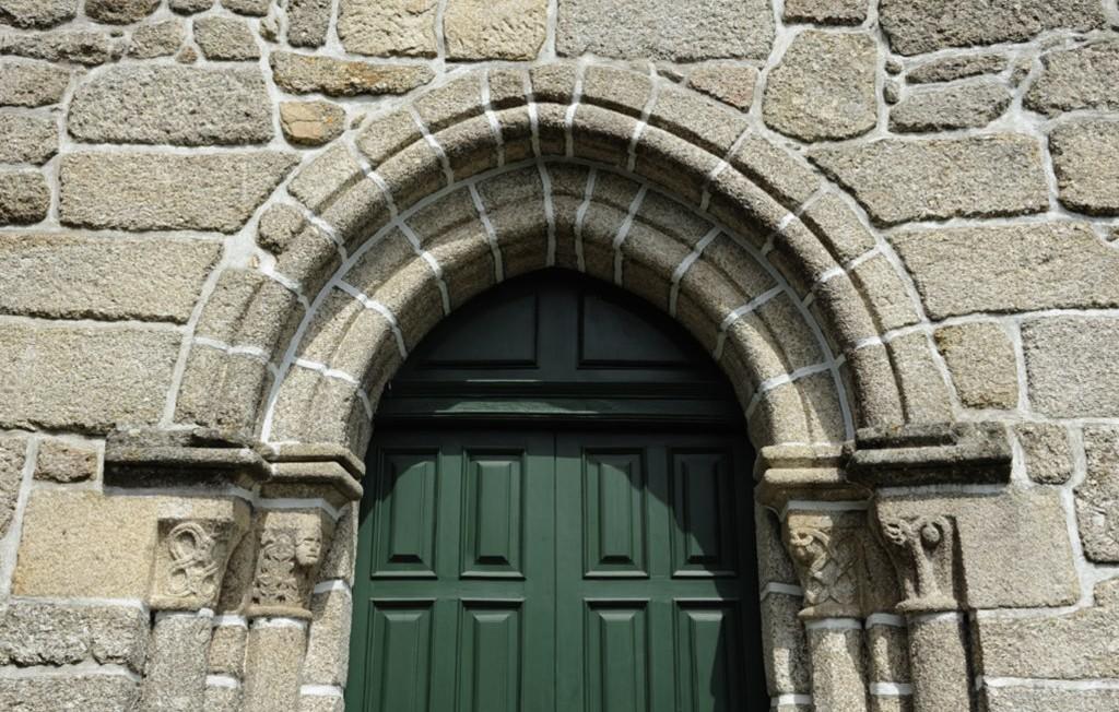 Portal Ocidental da Igreja do Salvador de Real