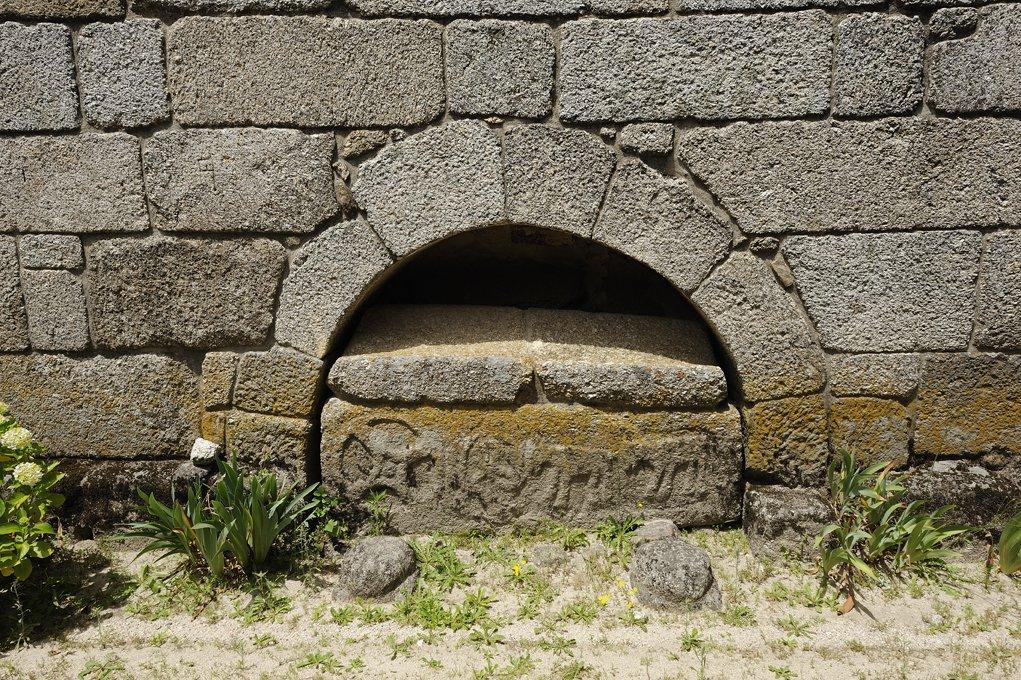 Túmulo do Mosteiro de São Martinho de Mancelos
