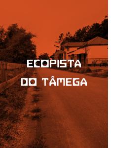 Ecopista do Tâmega junto ao apeadeiro de Gatão