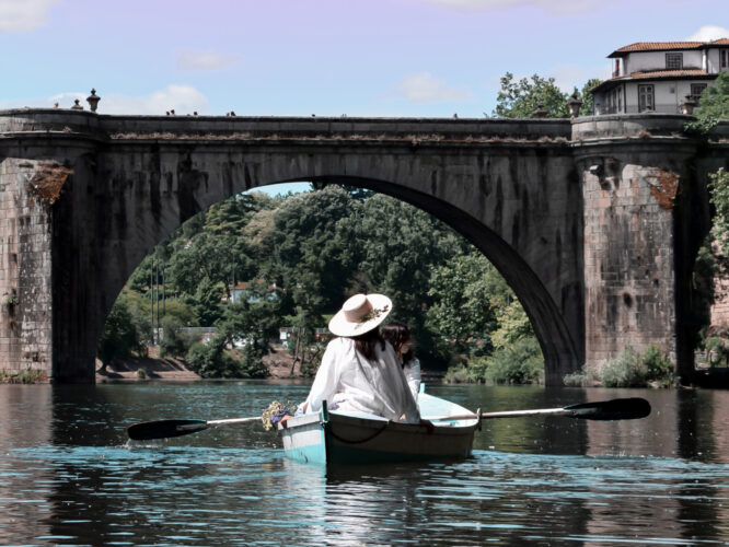 Passear de Guiga no Rio Tâmega